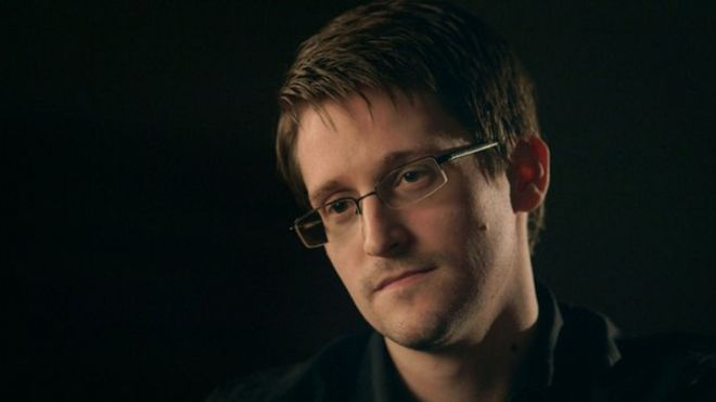 edward snowden biography
