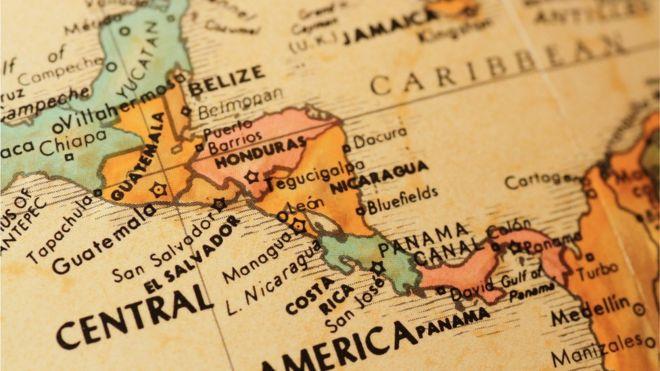 Resultado de imagen para Fotos de El Salvador, Honduras y Nicaragua forman la República de América Central