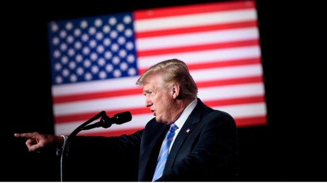 ترامپ از عربستان خواسته کمبود نفت در بازار را جبران کند