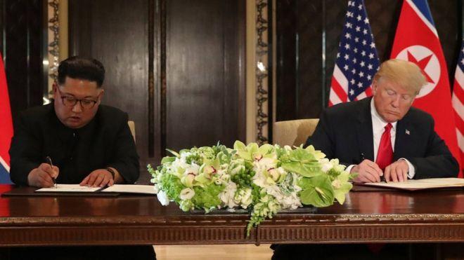 ترامپ-آمریکا-و-کره-شمالی-آماده-شروع-فصل-جدیدی-در-روابطشان-هستند
