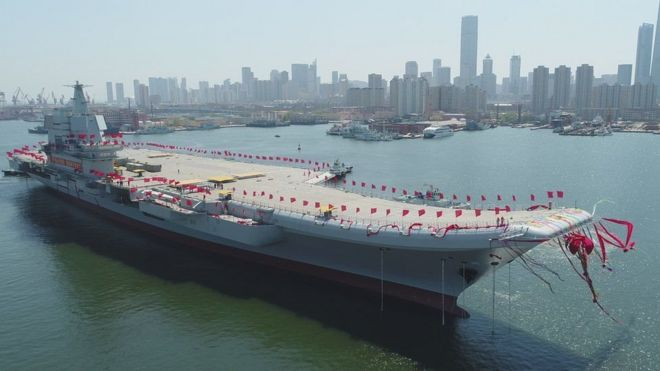 China, navy