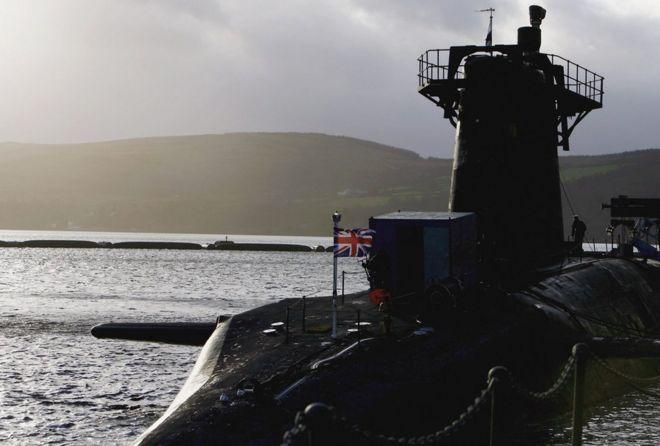 Nuclear: Energy bills 'used to subsidise submarines' - BBC News