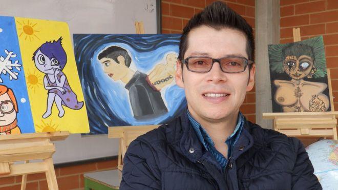 COLOMBIA: Luis Miguel Bermúdez está entre los 10
