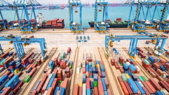Cuộc chiến thương mại đã làm tổn hại nền kinh tế hai nước.