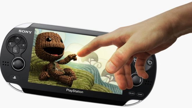 Ps Vita Sony handheld gaming