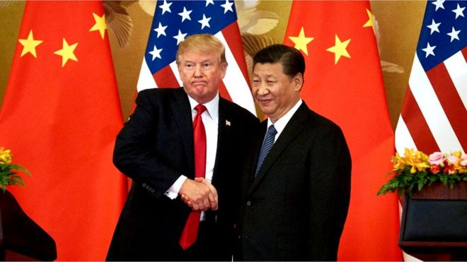 Mỹ - Trung Quốc