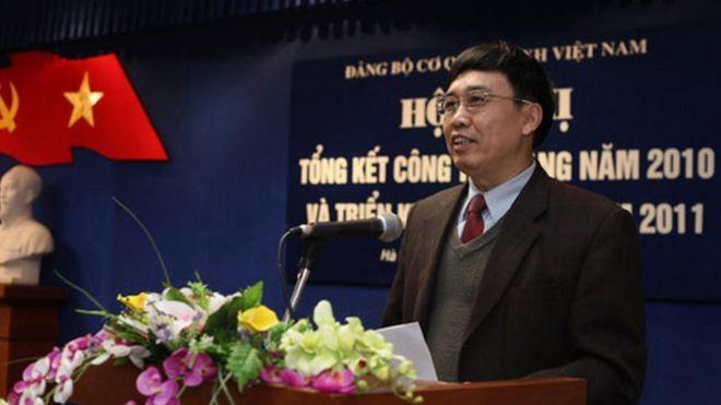 Ông Lê Bạch Hồng, nguyên là Thứ trưởng Bộ LĐ-TB-XH, kiêm Tổng giám đốc Bảo hiểm xã hội Việt Nam