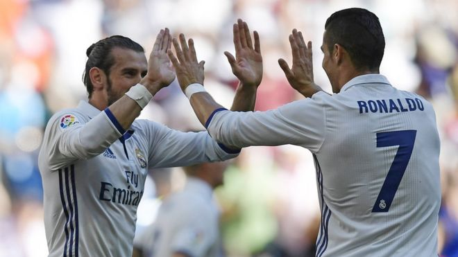 Real Madrid ta fitar da wadanda za su kara da Apoel - BBC News Hausa