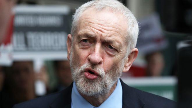 Anti-Semitism row: Jeremy Corb...