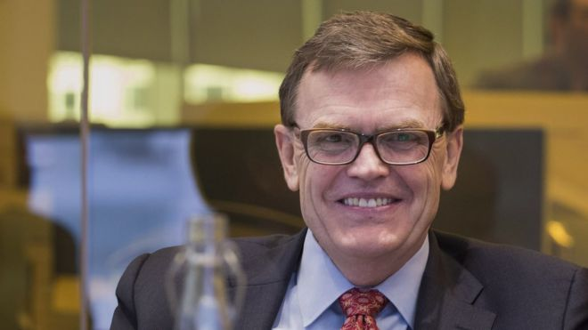 David Abney  The UPS boss who rose from the bottom rung - BBC News 7ef6414b7e34