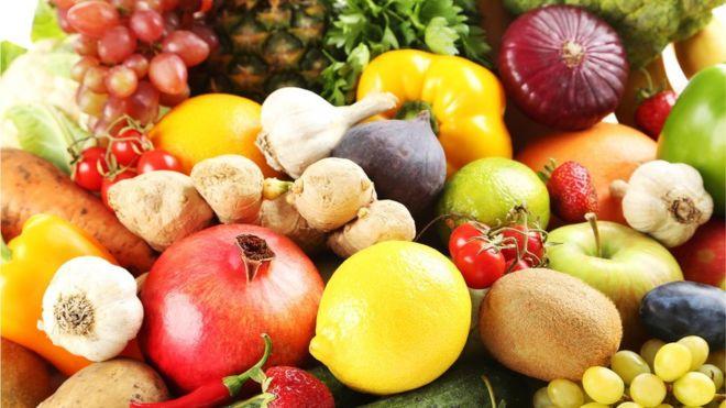 Dieta alimenticia balanceada para una semana