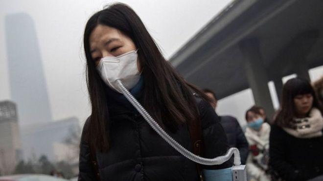 """""""PM2.5 là chất độc với sức khỏe con người"""" (Ảnh minh họa)"""