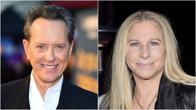 Richard E. Grant logan