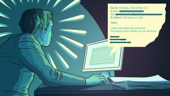Cyber-attack! Would your firm handle it better than this?