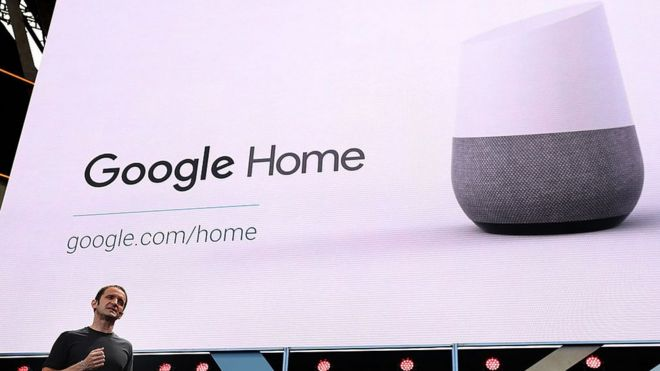 Google tackles Chromecast wi-fi blasting bug - BBC News