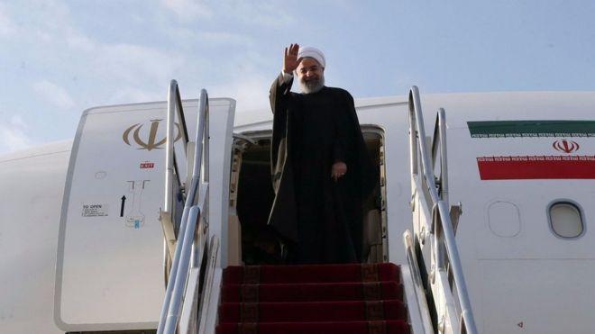 روحانی: مساله داعش تمام نشده است