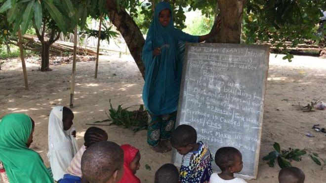 Rayuwar Fulanin da suka mayar da kudancin Najeriya gida - BBC News Hausa