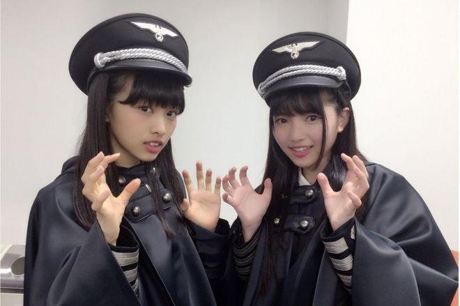 J-pop row: Sony apologises for Keyakizaka46's 'Nazi' outfits