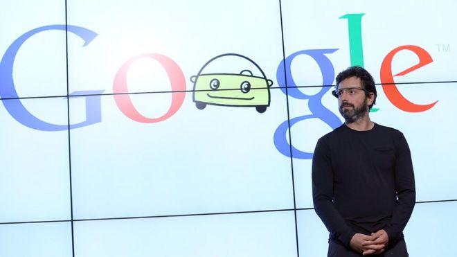 Sergey Brin, um dos fundadores do Google