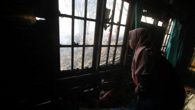 Kebakaran Hutan Dan Lahan Kian Meluas Dan Kabut Asap Semakin