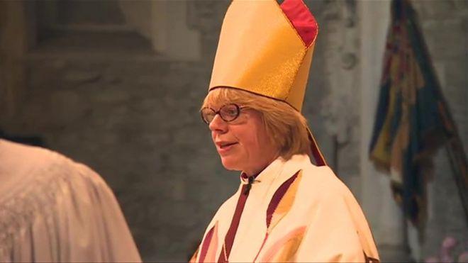 Rev Dame Sarah Mullally