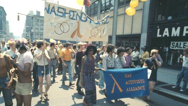 سالها بعد از اولین راهیپماییها برای حقوق همجنسگرایان، نام رژه افتخار به این رویدادها داده شد.