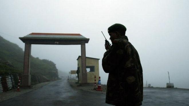 भारत-चीन सीमा विवाद