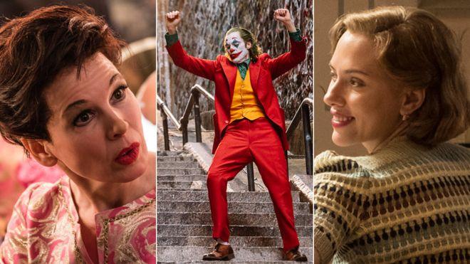 Judy, Joker and Jojo Rabbit