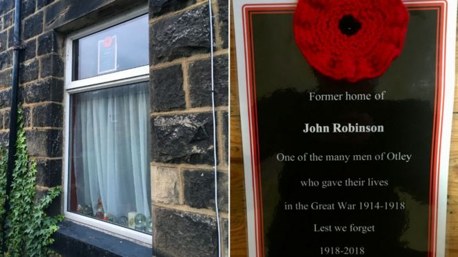 World War One: Homes of Otley men who died at war to display