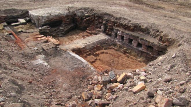Sheffields Steel Making History Unearthed Bbc News