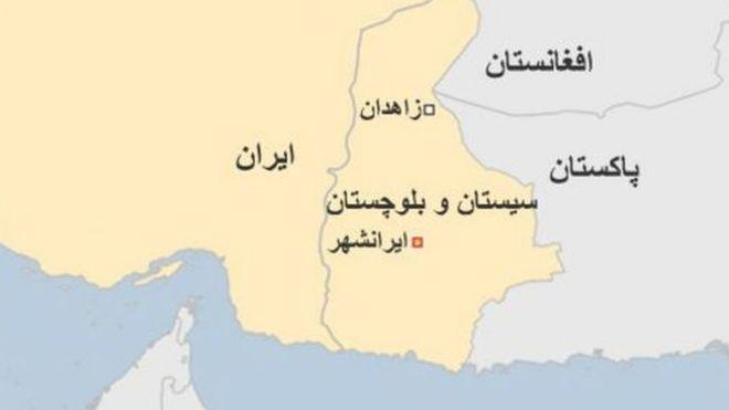 ایرانشهر در سیستان و بلوچستان