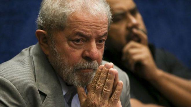 Lula em foto de arquivo
