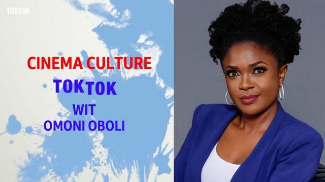 Omoni Oboli on top TOK TOK: Nigeria cinema culture