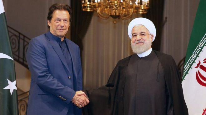 روحانی و عمران خان