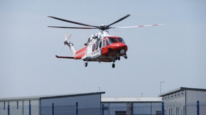 Axed Portland Coastguard helicopter to be retired - BBC News