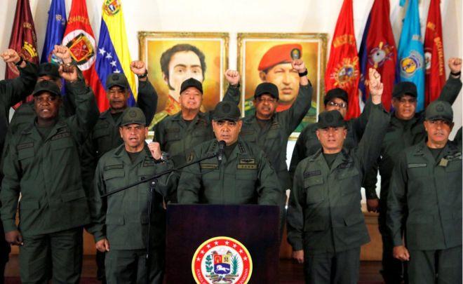 Conferencia de Prensa Padrino López.