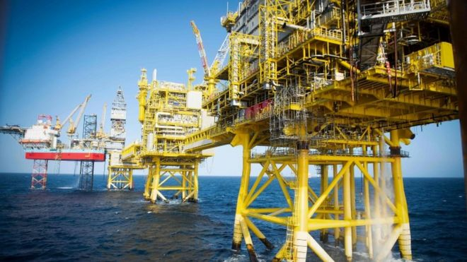 Oil & Gas engineering,North sea and West of Shetland