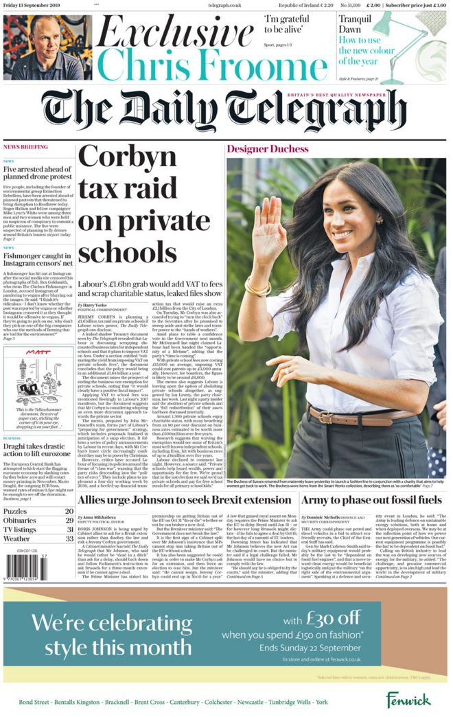 The Papers - BBC News