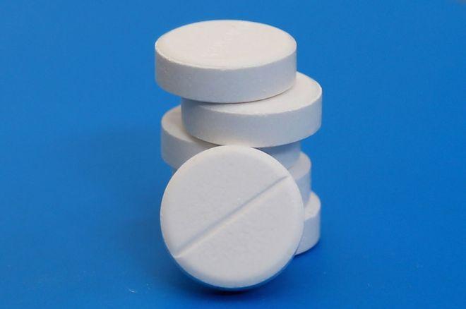 Pastillas analgésicas