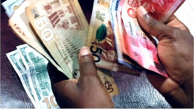 Ghana debt stock hit 208.6 billion cedis – Bank of Ghana - BBC News Pidgin