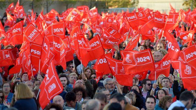 Социалистическая партия не выигравала абсоютного большинства с 2008 года
