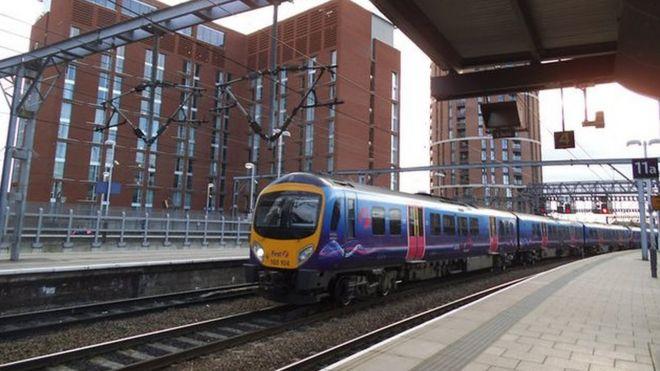 TransPennine £2 9bn rail upgrade will cause 'major