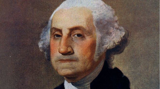 image of George Washington • Universal History Archive