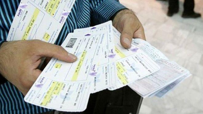 گله مسافران و شرکتهای هواپیمایی از افزایش قیمت بلیت در ایران