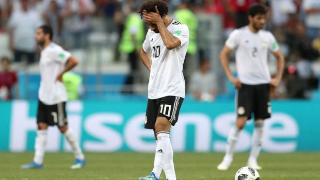 Egypt say fasting affect dem for World Cup - BBC News Pidgin