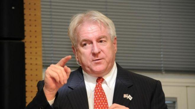 Ông Robert Orr có bề dày về kinh doanh tại Nhật Bản.