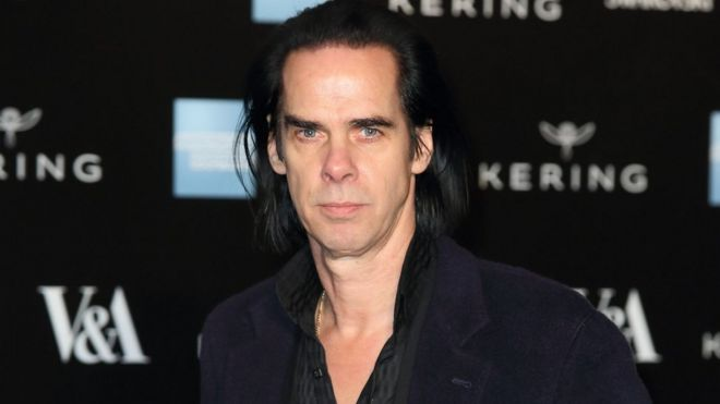 nick cave  Nick Cave shares open letter on mourning his son - BBC News