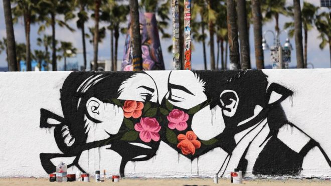 Graffiti en California