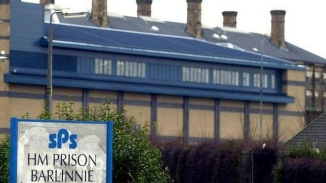 Scotland's prisons 'bursting at seams' as many over capacity