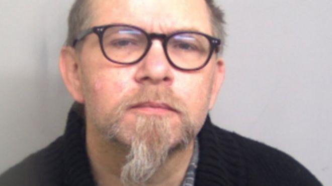 Flash Day jailed for hiring hitman to kill stepfather - BBC News
